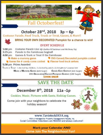 Fall Octoberfest!
